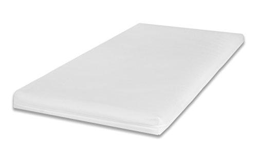 Laufgittermatratze | Matratze | Schaumstoffmatratze | passend für Laufgitter mit der Größe: 100x75 cm