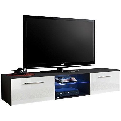 JUSTyou BINO III Lowboard TV-Board Fernsehtisch (HxBxT): 37x180x45 cm große Farbauswahl