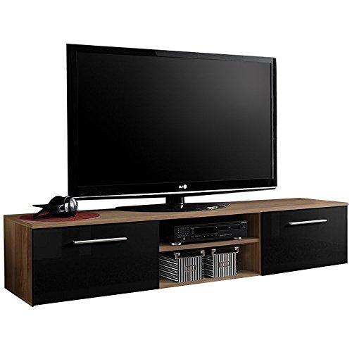 JUSTyou BONI II Lowboard TV-Board Fernsehtisch (HxBxT): 37x180x45 cm große Farbauswahl