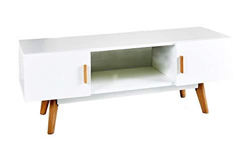 Modernes Skandinavisches Retro Home Möbel Reihe, die Solide Weiß Beine Eiche, Sideboard, TV-Ständer, Kaffee Tische und Esszimmer Möbel