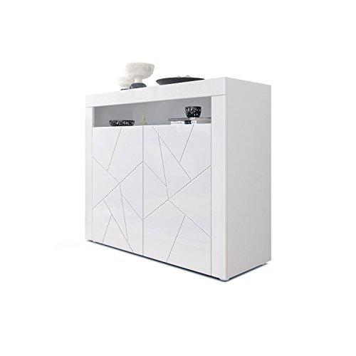 Valencia 3D Serie Weiß