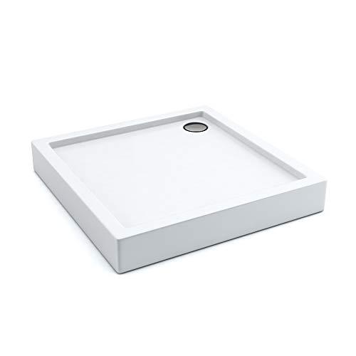 AQUABAD® Duschwanne Comfort Ultima Quadrat