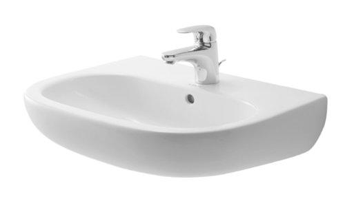 Duravit Waschbecken D-Code 60cm weiss, 2310600000
