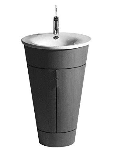 Duravit Waschbecken Starck 1 58cm 1 Hahnloch, ohne Unterschrank 9520, weiß 406580000, 406580000