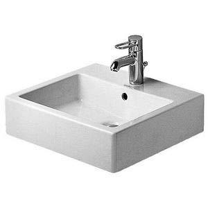 Duravit Waschbecken Vero–Vero 50cm Wand Design Weiß