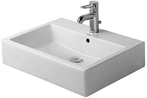 Duravit Waschbecken Vero–Vero 60cm Arbeitsplatte Design Weiß